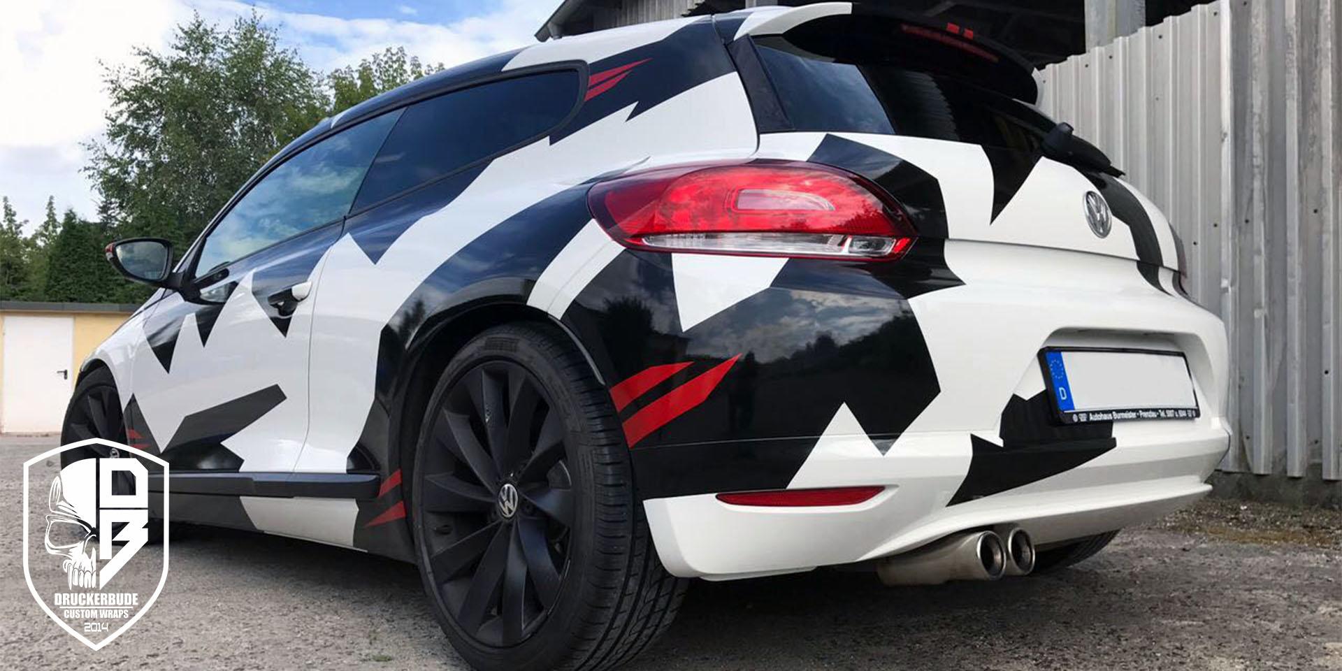VW Scirocco 5